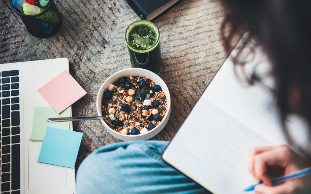 10 Alimentos a Incluir En Tu Dieta Para un Cerebro Más Eficiente