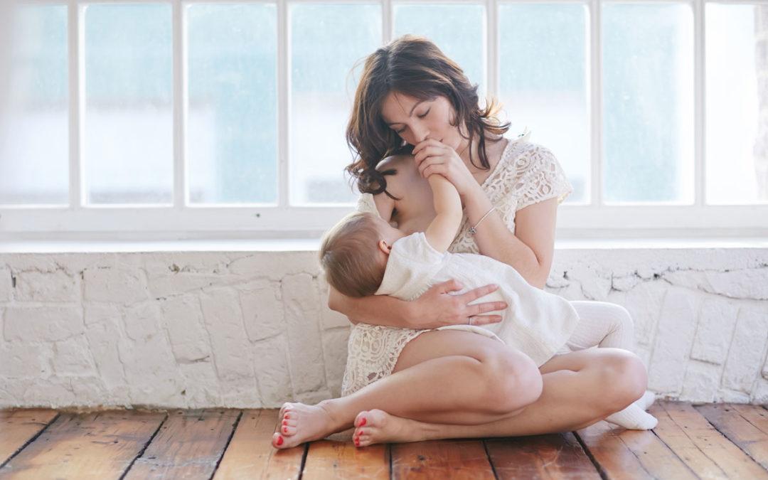 8 Cosas Que No Sabías Sobre la Leche Materna